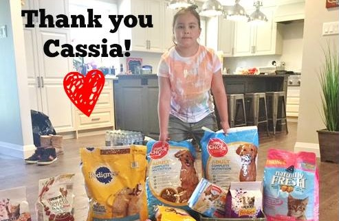 Thank you, Cassia!